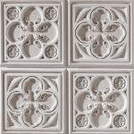 PR-1004 Alhambra grau Vintage Panel Piedra