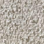 PR-301 Cubic italienisches weiss Piedra Panel Design