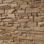 PR-413 Andes sand braun Piedra Panel