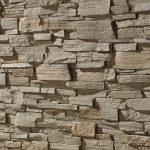 PR-430 Montblanc sand weiss Piedra Panel