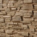 PR-433 Montblanc sand braun Piedra Panel