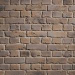 PR-553 ladrillo old british – braun Piedra Panel