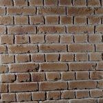 PR-554 ladrillo old british – erdbraun Piedra Panel