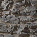 PR-57 Pirineos kombiniertes dunkel grau Piedra Panel